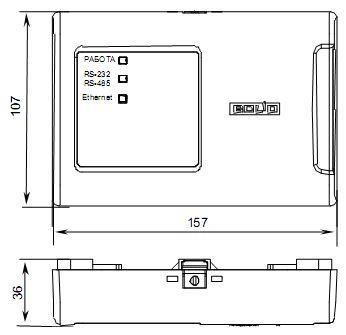 инструкция C2000-ethernet - фото 10