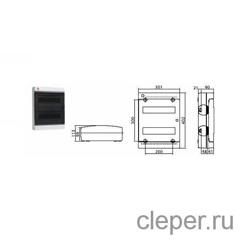Автоматы УЗО, щитки.  Кабели и провода, расходные и монтажные материалы.  Каталог.